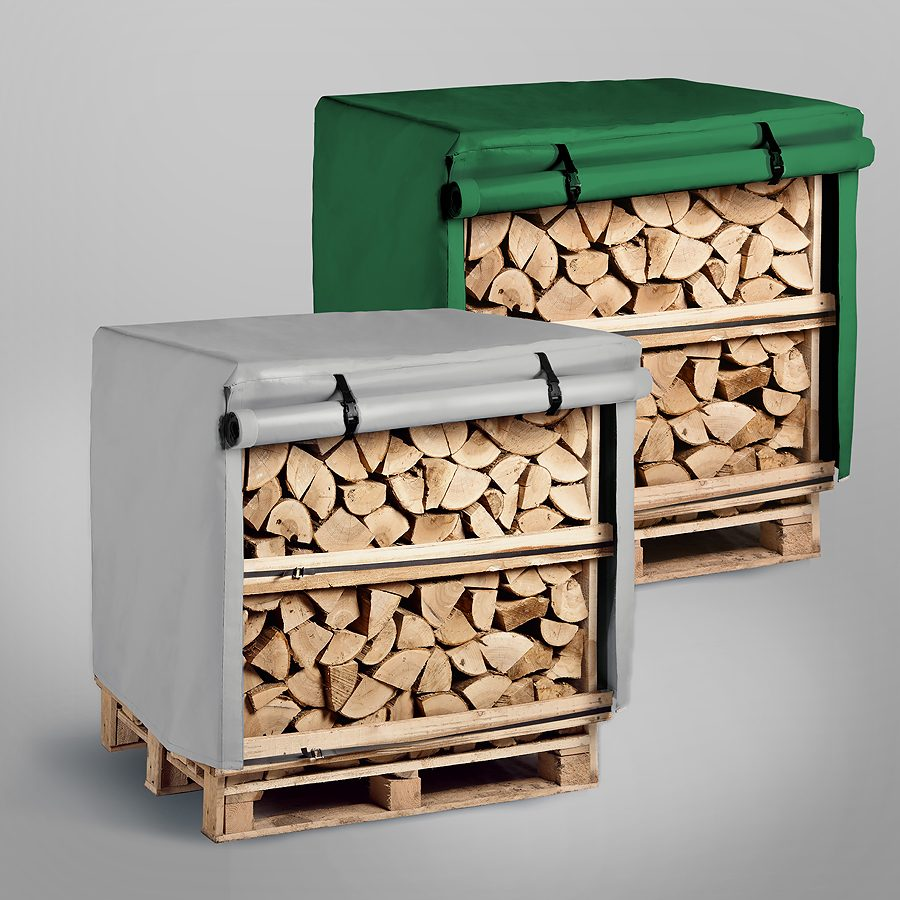 Jacket for Firewood Crate