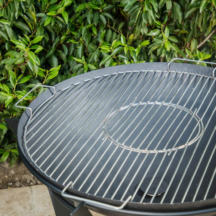 Outdoor Colorado Iron Stainless Steel Grill Plate